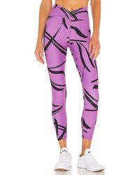 Year Of Ours - Abstract Veronica Legging - Lyst