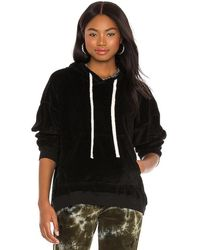 Electric and Rose Mateo Hoodie - Black