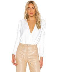 Nbd Sloane Bodysuit - Weiß