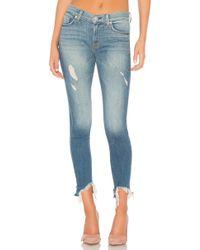 Hudson Jeans - Nico Midrise Crop - Lyst