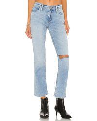 Hudson Jeans Recto(a) nico - Azul