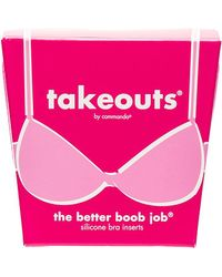 Takeouts the better boob job