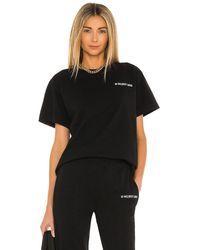 Helmut Lang Classic Tシャツ - ブラック