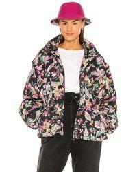 Étoile Isabel Marant Куртка Dastya В Цвете Многоцветный - Черный
