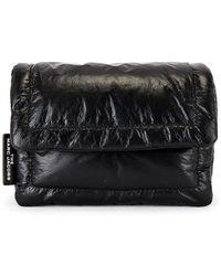 Marc Jacobs Сумка The Mini Pillow В Цвете Черный