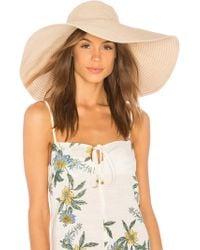 Florabella Natasha Hat - Natural