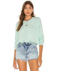 n:PHILANTHROPY Moni スウェットシャツ - グリーン