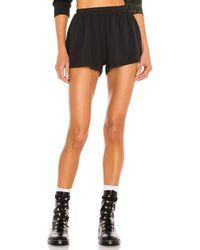 Nbd Flowy Knit Shorts - Black