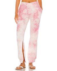 Frankie's Bikinis Спортивные Брюки Ranger В Цвете Восхитительный - Розовый