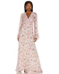 AMUR Ros Gown - Pink