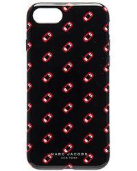 Marc Jacobs | Monogram Scream Iphone 7 Case | Lyst
