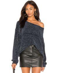 525 America Chenille Sweater - Multicolor