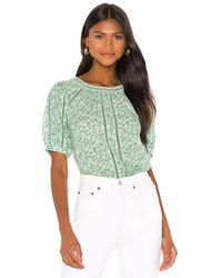 Tularosa Sarae Top - Green