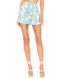 Yumi Kim - Rosebud Shorts In Mint - Lyst