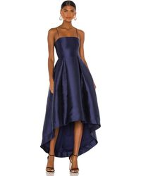 Parker Black Hazel ドレス - ブルー