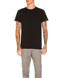 John Elliott Anti-expo Tシャツ - ブラック