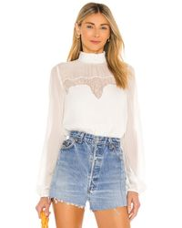 Cami NYC Siga Blouse - White