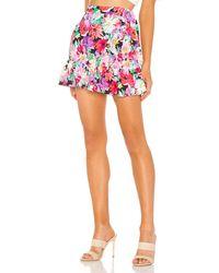 Privacy Please June Mini Skirt - Pink