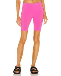 Helmut Lang Bike shorts - Rosa