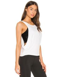 Varley Buckley Tank - White