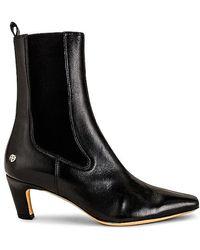 Anine Bing Nolan Boots - Black