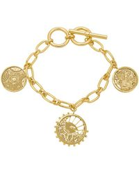 Wanderlust + Co - Out Of This World Toggle Bracelet - Lyst