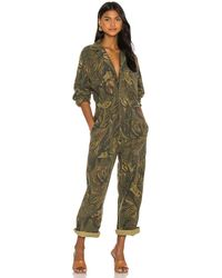 Citizens of Humanity - Shay Easy Side Button Jumpsuit - Lyst