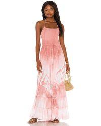 Tiare Hawaii Naia Dress - Pink