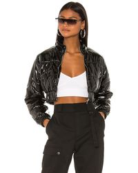 superdown X Draya Michele Metro Girl Jacket - Black