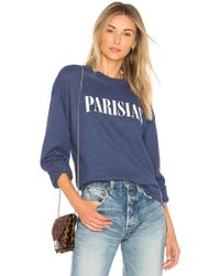 Private Party | Parisian Crewneck Sweatshirt | Lyst