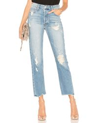 Mother | The Tomcat Ankle Jean | Lyst