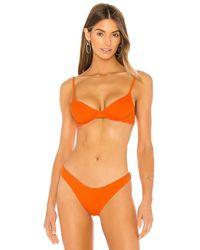 Beach Riot - X Revolve Camilla Underwire Bikini Top - Lyst