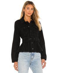 Blank NYC Куртка В Цвете Off Topic - Черный