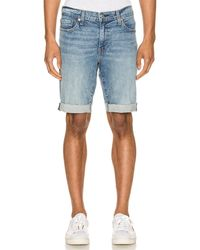 Levi's Premium 511 Slim Cut Off Shorts. Size 30,31,32,33,34,36. - Blau