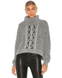 Bobi Cozy Cotton セーター - ブラック