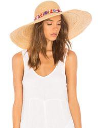Florabella Roxanna Hat - Natural