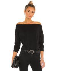 PAIGE Suvi Bodysuit - Black