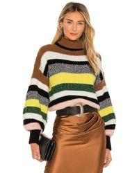 Essentiel Antwerp Zlatam セーター - ブラウン