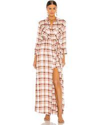 L'Agence Cameron ドレス - ホワイト