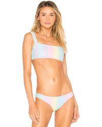 Tularosa Top bikini karmen - Rosa