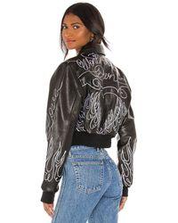 Urban Outfitters Куртка Scribble В Цвете Черный - Black. Размер S (также В Xs).