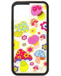 Wildflower Iphoneケース - ブラック