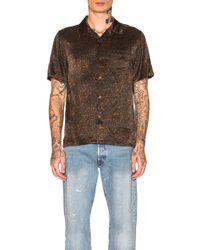 Stussy - Paisley Shirt - Lyst