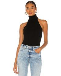 Ronny Kobo Yori sweater top - Negro