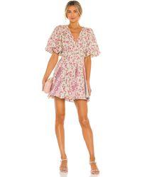 Hemant & Nandita - X REVOLVE Dress - Lyst