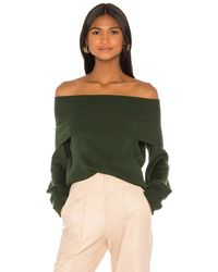 Song of Style Miso Jumper - Green