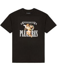Pleasures - Tシャツ - Lyst