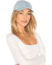 A.P.C. - Abigalle Hat. - Lyst