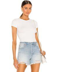 Free People Weekday Smalls Tシャツ - ホワイト