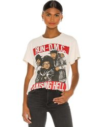 MadeWorn - Run DMC T-Shirt - Lyst
